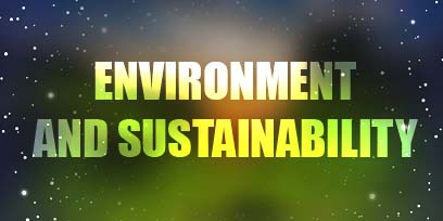 Logo Environment and Sustainability