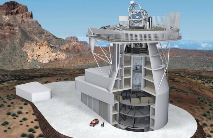Large Telescope Programme