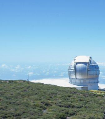 Ignacio Cirac visited the IAC and the Canary Observatories