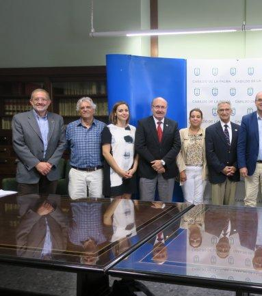 La Palma signs a commitment to the installation of the Thirty Meter Telescope in the Roque de los Muchachos Observatory
