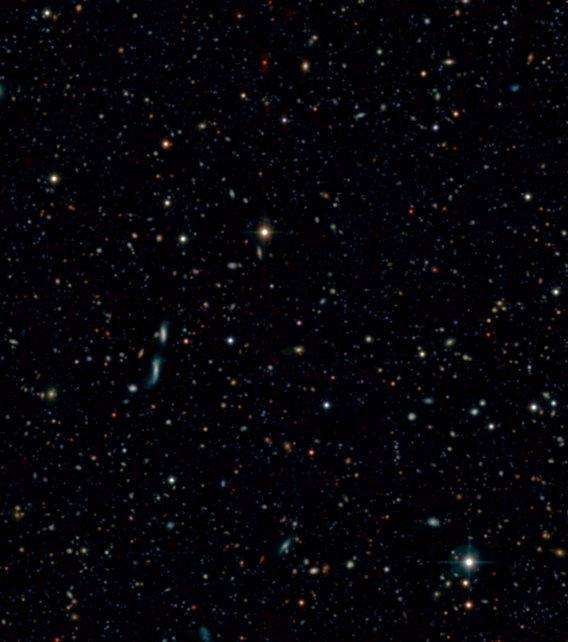 "OTELO reveals a population of ""ghost galaxies"" in the Universe"